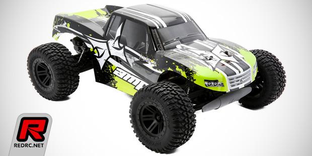 EXC AMP 1/10th monster truck & desert buggy