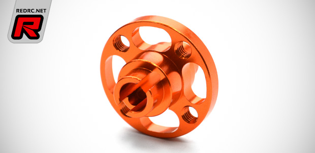 Exotek Sport 3 orange anodised alloy option parts