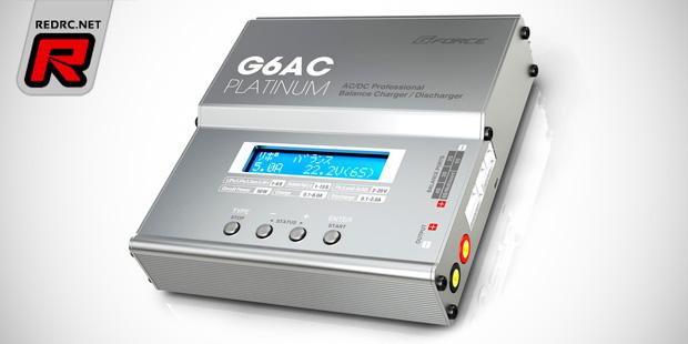 GForce G6AC Platinum multi-chemistry charger