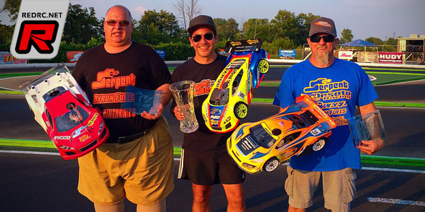 Hector Montaner takes GT title at Great Lakes Challenge