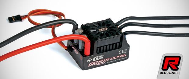 GM Racing Genius Ultra & 60R Pro + T brushless ESC