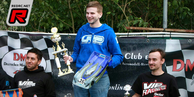 Altmann & Klier win at German Pro10 Championships