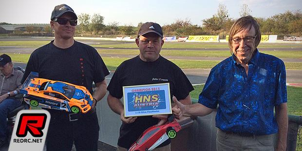 HNS Austria Rd2 – Report