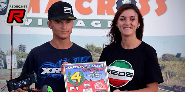 Alessandro Remia takes Italian F1 buggy title