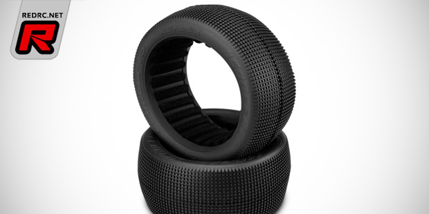 "JConcepts Reflex 4.0"" truck tyres"