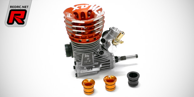 Max Power RP3.5 TQ-S .12 nitro engine