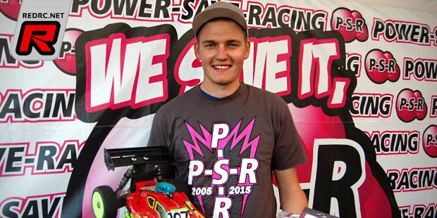 Jörn Neumann returns to Power Save Racing