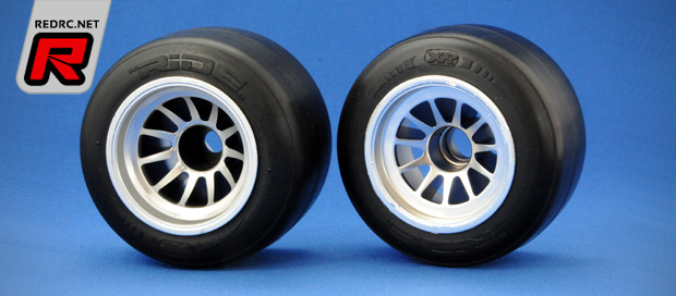Ride XR 1/10th formula tyres