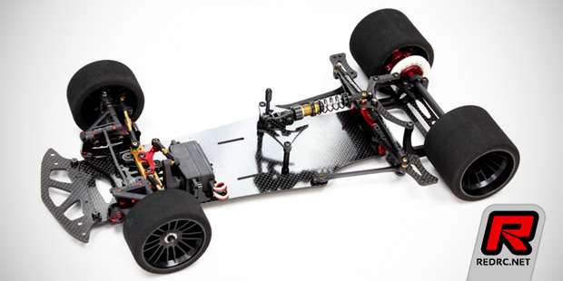 Roche Rapide P10 1/10th 200mm pan car kit