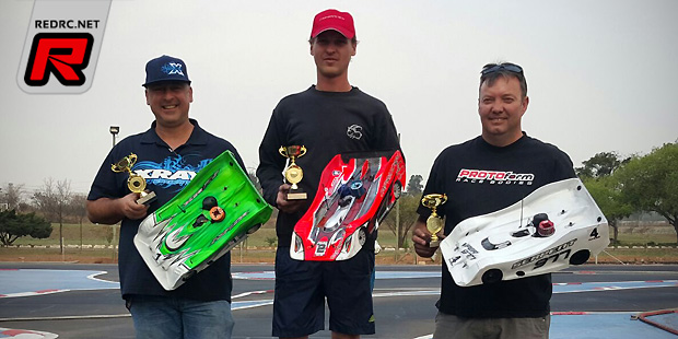 South African Nitro On-road Nationals Rd4 – Report