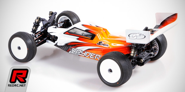 Serpent Spyder SRX4 1/10th 4WD buggy kit
