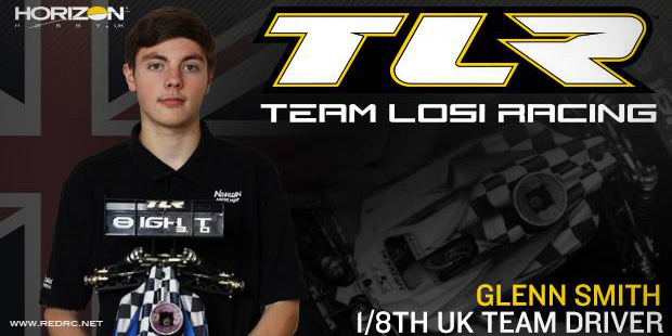 Glenn Smith teams up with TLR