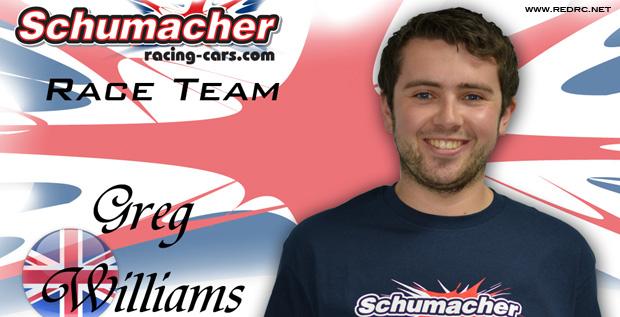 Greg Williams returns to Schumacher