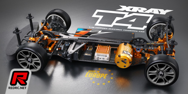 Xray T4'16 electric touring car kit