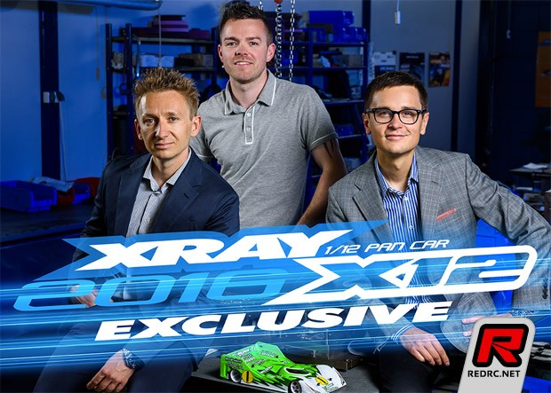 Exclusive details on Xray's X12 2016 coming soon