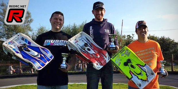 Andy Hastings wins BRCA 1/8th On-road finale