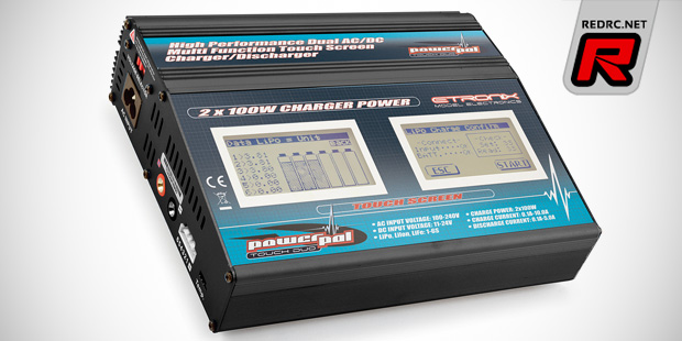 Etronix PowerPal Touch Pro Duo & EZ-4 charger