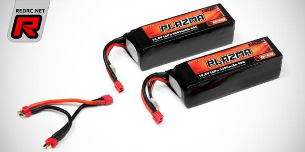 HPI Baja 5B Flux Ultimate Power Pack set