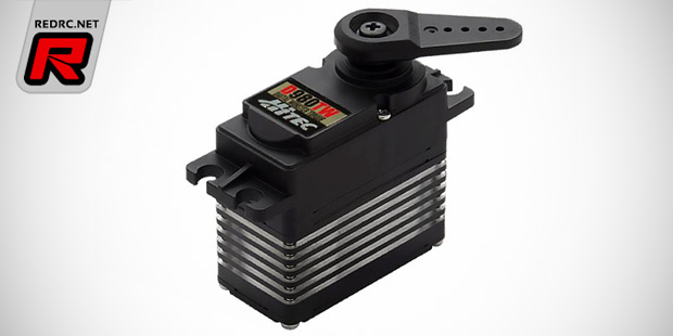 Hitec D-series 32-bit high-performance servos