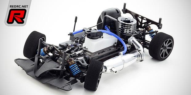 Kyosho V-One R4 Evo 200mm nitro on-road kit