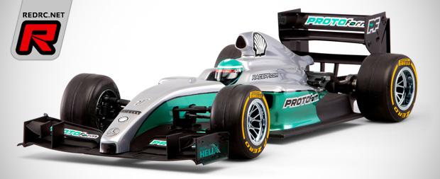 Protoform F1-Fifteen formula bodyshell