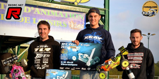 Lorenzo Crolla doubles at RCmag Cup