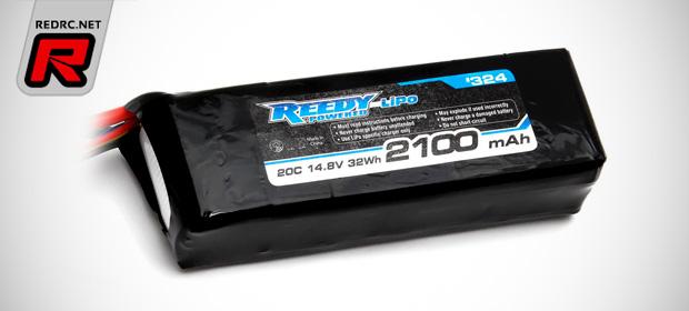 Reedy 2100mAh 14.8V starter box LiPo battery