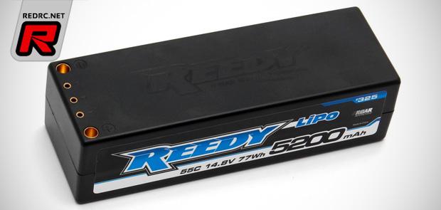 Reedy 5200mAh 55C 4S LiPo battery pack