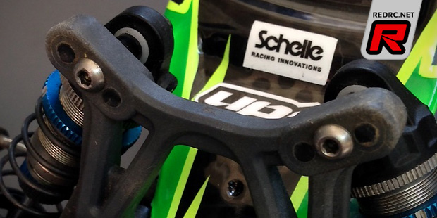 Schelle Racing Innovations shock tower plugs