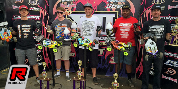 Cody King doubles at Sidewinder Nitro Explosion