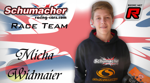 Micha Widmeier renews with Schumacher