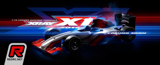 Xray X1 2016 formula car kit – Coming soon