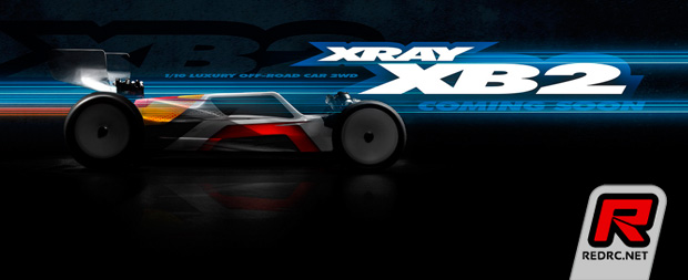 Xray XB2 2WD electric buggy – Coming soon