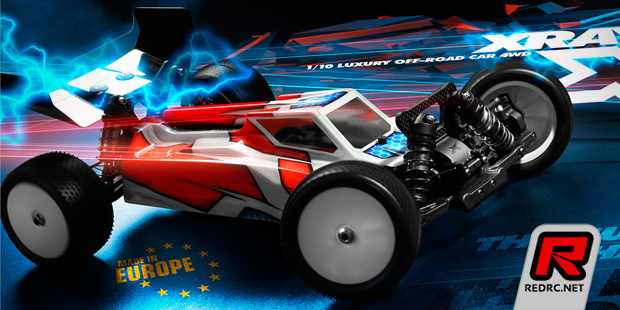 Xray XB4'16 1/10th 4WD off-road buggy kit