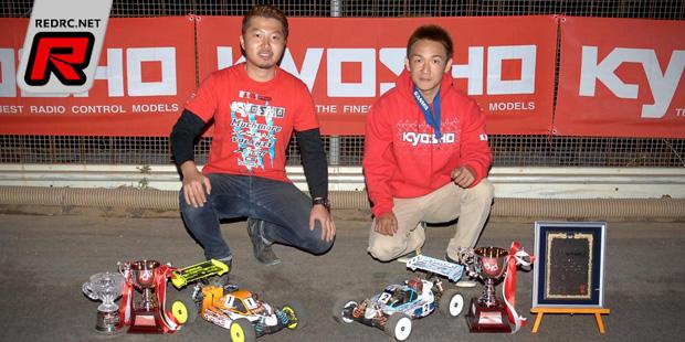 Kazuya Tanaka wins JMRCA 1/8th Buggy Nationals