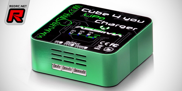 Absima Cube 4 You AC LiPo charger
