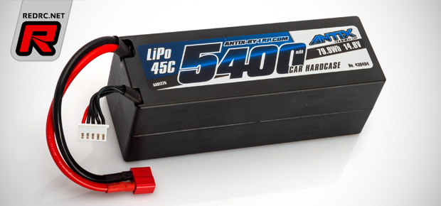 Antix hardcase LiPo battery packs