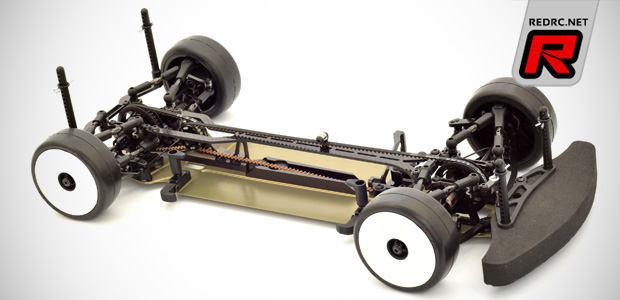 Awesomatix A800A alloy chassis touring car kit