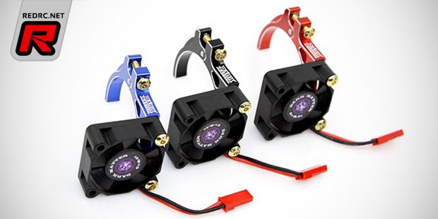 Dark Matter Transformer fan mount