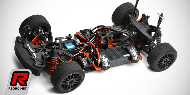 Exotek WR8 Speed Chassis conversion & shock towers
