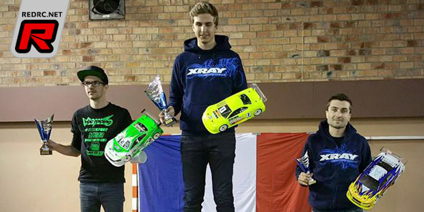 Leo Arnold wins at French Carpet Nats Rd2