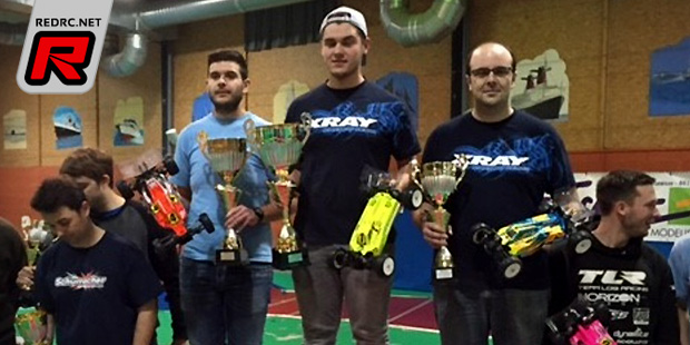 French 1/10th Off-road Nationals final round – Report