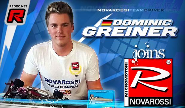Dominic Greiner joins Novarossi