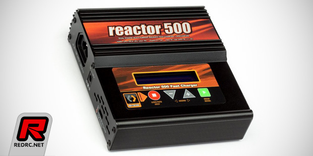 HPI Reactor 500 AC/DC multi-chemistry charger