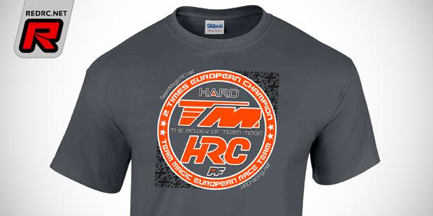 Red rc rc car news hrc distribution grey t shirt for T shirt printing and distribution