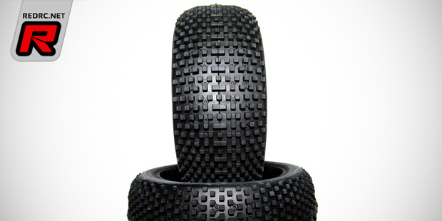 Hot Race Miami 1/8th buggy tyres