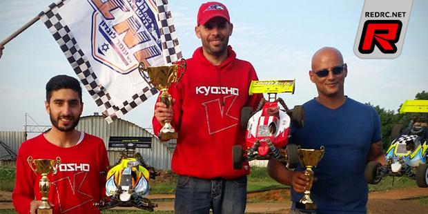 Yaniv Sivan wins at Israeli League Rd4