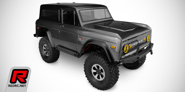 JConcepts 1974 Ford Bronco trial & scale body