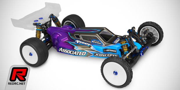 JConcepts B5M S2 body for lay-down transmissions