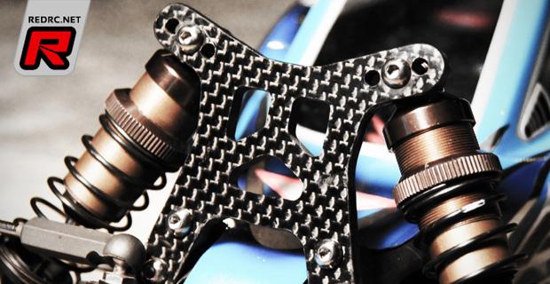 JTP RB6 & ZX6 Race Series Carbon parts